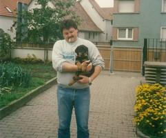 Maik vom Eisplatz - 1988
